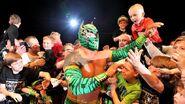 WWE WrestleMania Revenge Tour 2014 - Glasgow.8