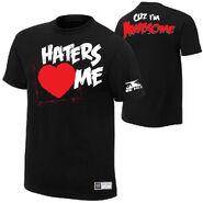 The Miz Haters Me T-Shirt