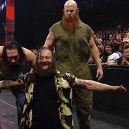 How WWE Officials Reacted To Wyatt Family's Debut