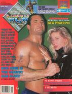 WCW Magazine - April 1993