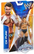WWE Series 40 CM Punk
