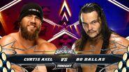 Jinder Mahal vs Bo Dallas