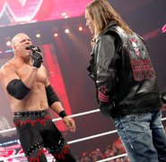 Kane and bret hart 2