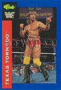 1991 WWF Classic Superstars Cards Texas Tornado 101
