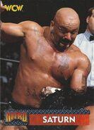 1999 WCW-nWo Nitro (Topps) Saturn 8