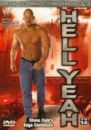 Stone Cold Steve Austin – Hell Yeah! (DVD)