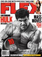 Flex Magazine - October 2014