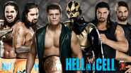 HIAC 2013 Triple Threat Match