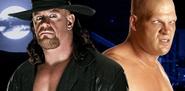 Image. Taker and Kane pose