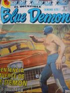 El Increìble Blue Demon 42