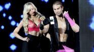 WWE World Tour 2015 - Rome 8