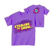 Dolph Ziggler Stealing The Show Toddler T-Shirt
