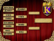 King of the Ring 2015 - Quarter Final