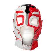 Rey Mysterio Red & White Replica Mask