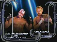 Rey Mysterio vs Spike Dudley