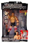 WWE Deluxe Aggression 17 Santino Marrella