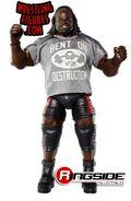 WWE Elite 26 Mark Henry