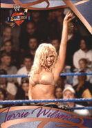 2004 WWE Divas 2005 (Fleer) Torrie Wilson 21