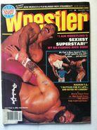 The Wrestler Magazine December 1985