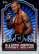 2011 Topps WWE Classic Wrestling Randy Orton 54