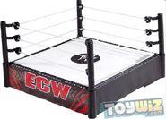 Wrestling Superstar Wrestling Ring ECW