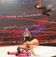 F4W - Hart Dynasty vs. The Usos & Tamina3