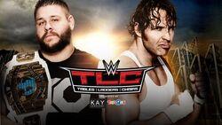 TLC 2015 Owens v Ambrose