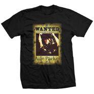 Allie Parker Wanted Shirt