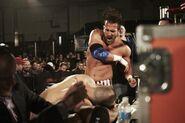 ROH Border Wars 2012 13