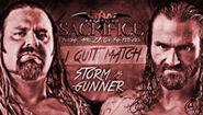 Sacrifice 2014 Storm v Gunner