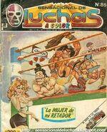 Sensacional de Luchas 85