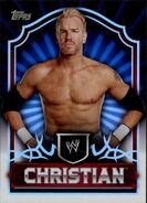 2011 Topps WWE Classic Wrestling Christian 11