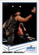 2013 WWE (Topps) Jinder Mahal 62