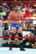 Jamie in the ring
