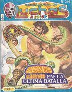 Sensacional de Luchas 216