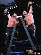 1st reign as world tag team champion chris benoit