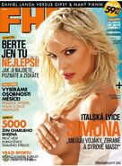 FHM - September 2011 (Czech Republic)