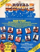 Royal Rumble 1989 Poster