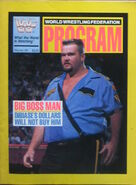 WWF Program Volume 181
