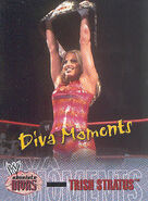 2002 WWE Absolute Divas (Fleer) Trish 68