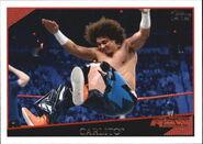 2009 WWE (Topps) Carlito 2