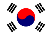 South Korea (Flag)