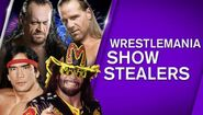 WWE Network Collections - WM Show Stealers