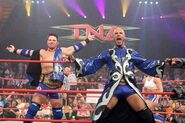 A.J. Styles and Christopher Daniels