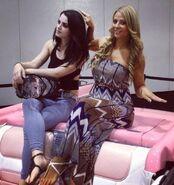 Paige & Emma