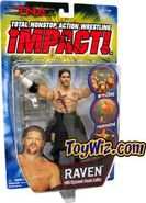TNA Wrestling Impact 1 Raven