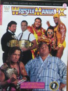 WrestleMania IX Magazine