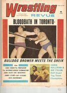 Wrestling Revue - June 1972