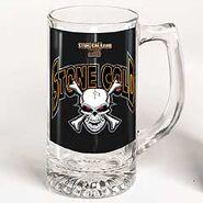 Austin Crossbones Beer Mug