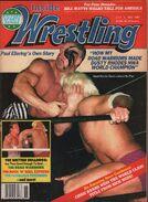 Inside Wrestling - November 1986